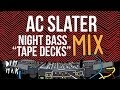 "#NightBass ""Tape Decks"" Live Mix - AC Slater (Audio) 