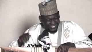 Duniya Budurwar Wawa - Sheikh Kabiru Gombe - Bauchi 001