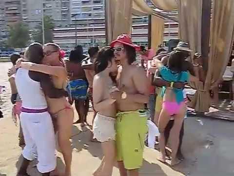 CRIOLA BEACH FESTIVAL 2012, Party 3 Playa-Alicante