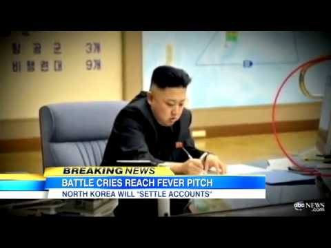 Kim Jong Un, North Korea Threaten Missle Strikes to  `Settle Accounts With U.S.