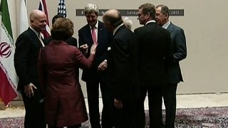 Iran nuclear deal reached, mixed worldwide reaction   11/25/13