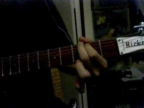 guitar chord demo play Bram Tchaikovsky/Girl of my dreams