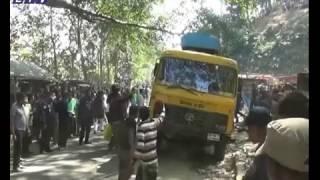 Khagrachari Accident     News Ekushey Television Ltd 03 02 2017