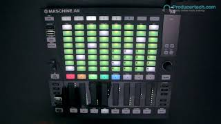 Maschine 2.6.8 Update Tutorial - Bass Synth & Isomorphic Keyboard