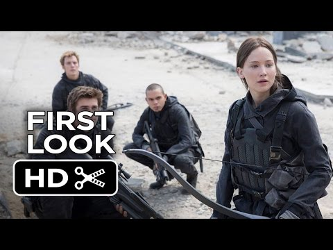 The Hunger Games: Mockingjay Part 2 - First Look (2015) - Jennifer Lawrence Movie HD