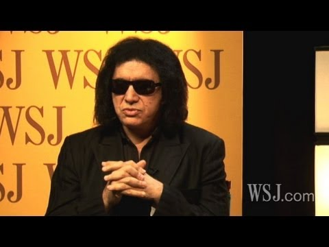 Gene Simmons on the Economy and What Women Want