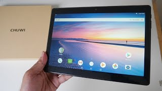 "Powerful CHUWI Hi9 AIR LTE Android v8 Oreo Tablet - 10.1"" - 4GB+64GB"