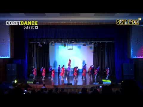 Yeh Mera Deewanapan + Hawa Hawai - Shiamak Confidance Show - Delhi 2013 video