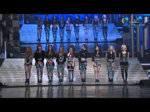 130322 Girls' Generation - Dancing Queen & Talk & I Got A Boy [720P]
