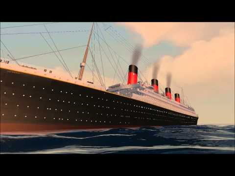 Titanic II Virtual sailor