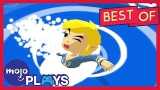 Top 10 Times Video Game Logic Made NO SENSE