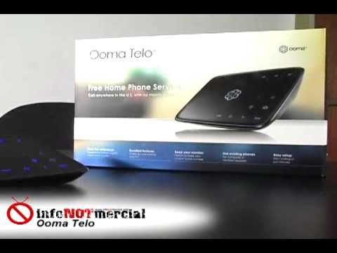 Ooma Telo Review (from infoNOTmercial.com)