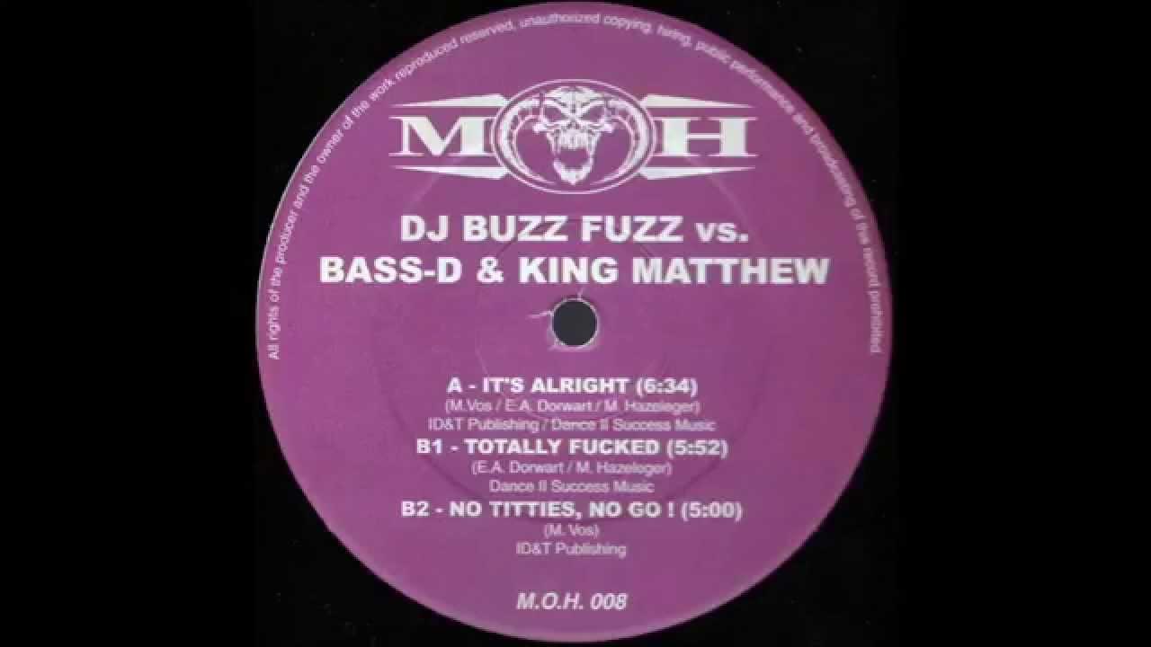 Buzz Fuzz* DJ Buzz Fuzz - Destruction EP