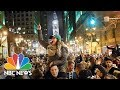 Download Video Eagles Fans Flood Streets In Philly For Super Bowl Celebration | NBC News MP3 3GP MP4 FLV WEBM MKV Full HD 720p 1080p bluray