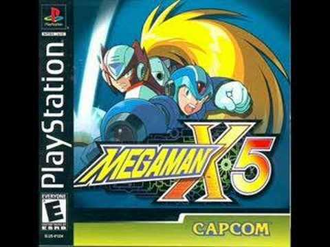 Megaman X5 - Cyber Maze Core (Sigma's Stage)