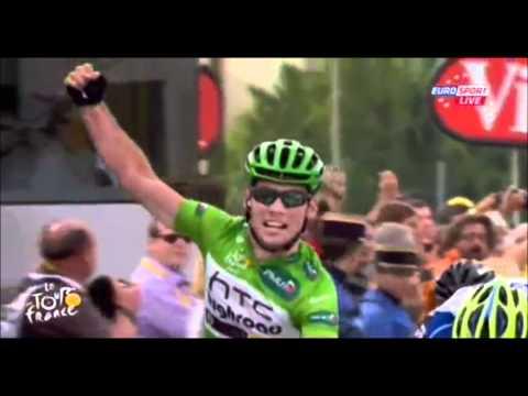 Mark Cavendish (2011) - fastest sprinter on earth