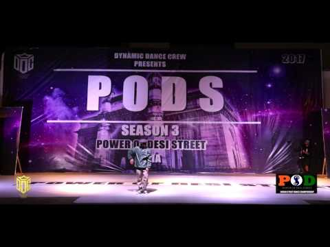 GREENTECK Crazy POPPING Showcase at PODS