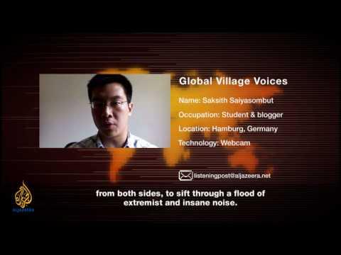 Thais Turn to New Media - The Listening Post (Full)