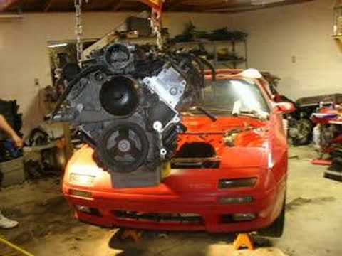 Title: 1991 Mazda rx7 bridgeport. 1991 rx-7 ls1 swap