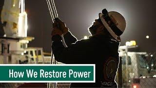 Powerpack Installation at Southern California Edison Substation