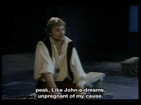 Hamlet's Second Soliloquy