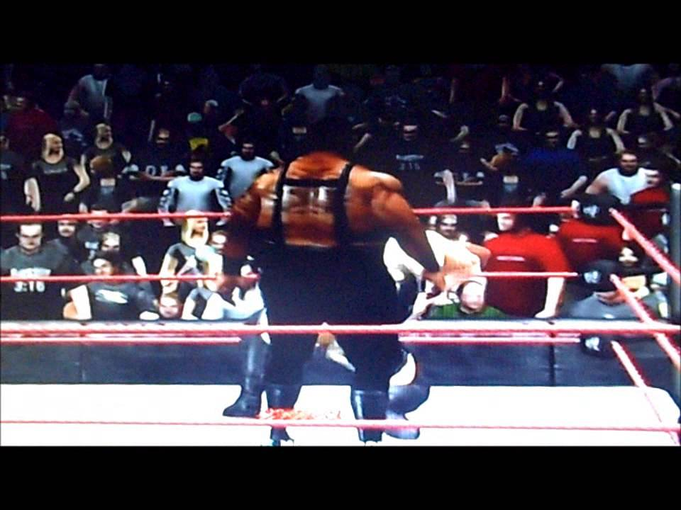 WWE 13 Big Daddy V Vs Big Show & Paul Wight - YouTube