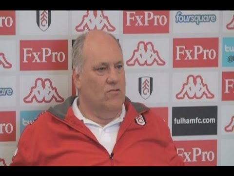 Jol talks transfers and contracts at Fulham