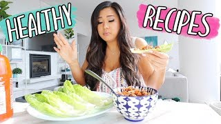 BEST healthy recipes to lose weight!! cooking with remi