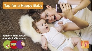 Happy Baby: laugh & learn app 2018 from the award winning Smart Baby App team