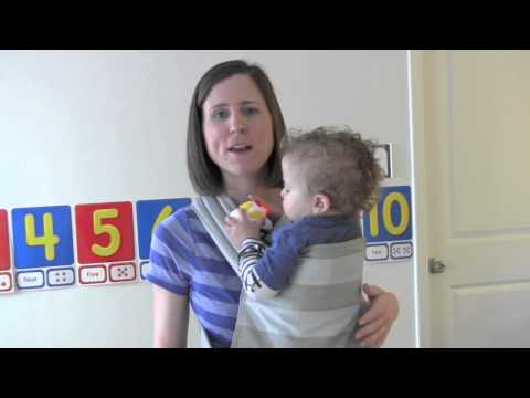 VEDA Day #8   Babyhawk Oh Mei! Carrier Demo/Review