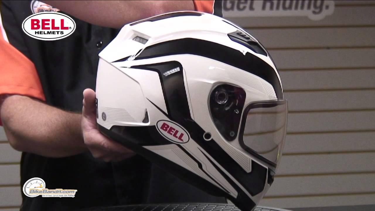Bell Qualifier Dlx >> Bell Qualifier Cam Helmet 2014 at BikeBandit.com - YouTube