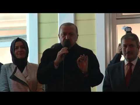 """Cumhurbaşkanı Erdoğan: """"Acımayacağız, Acırsak Acınacak Hale Geliriz"""""""