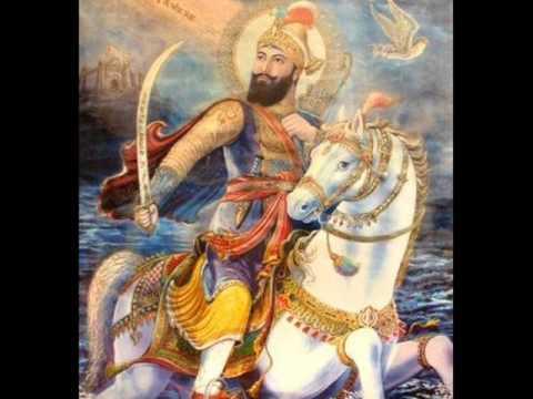 Guru Gobind Singh ji Kalgi ji da Guru hy Kalgi Tar