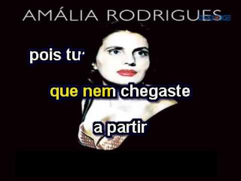 Amália Rodrigues   Barco Negro