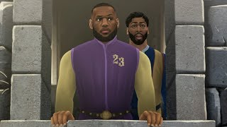 The LeBron-AD Trade Deadline Madness 😲 | Game Of Zones S6E5