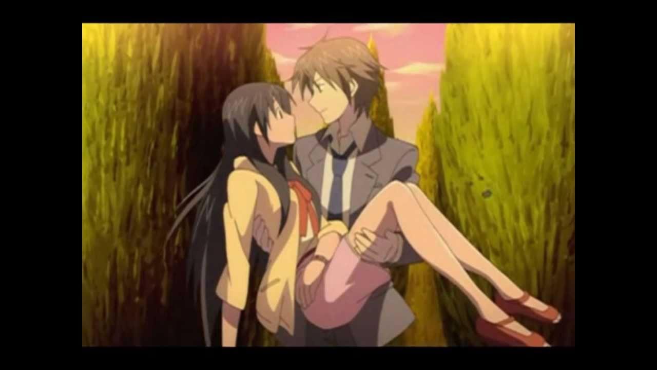 Anime best couple list