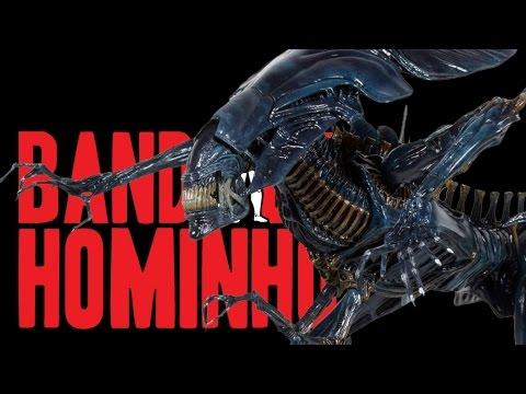 Bando de Hominho - Aliens Alien Queen by Neca