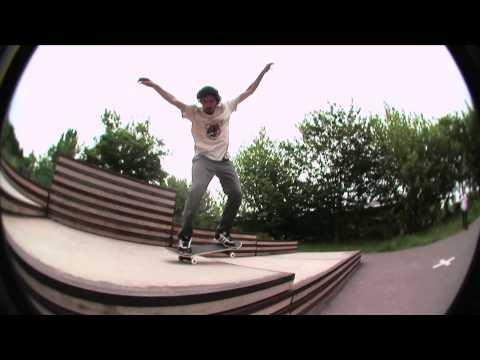 Agacê Skateboards: Pré Parte Daniel Marques UNIVERSUS