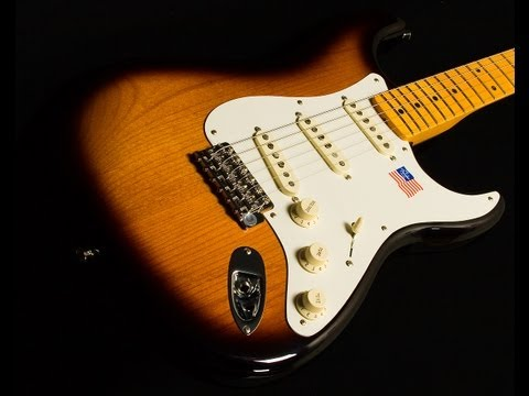 SOLD • Fender Custom Shop Eric Johnson Signature Stratocaster • SN: EJ14663