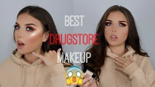 Drugstore Makeup You NEED (holy grail products)