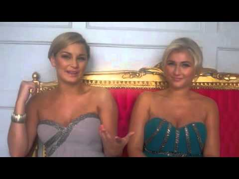 TOWIE'S Sam and Billie Faiers talk style!