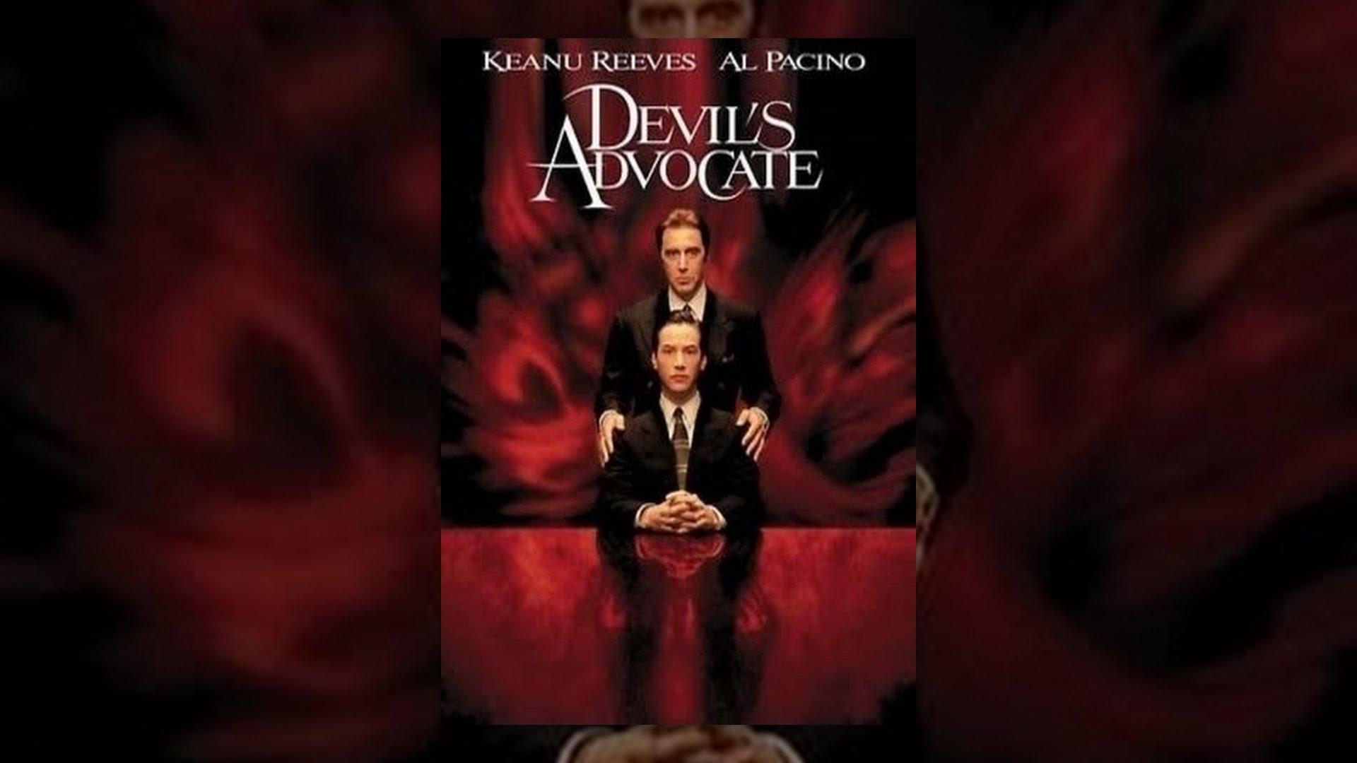 Devil Advocate Artwork The Devil's Advocate
