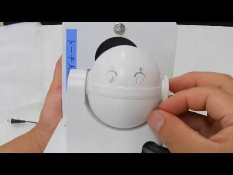 日惠製作所(NIKKEI) ニコトーチ 中型LED回転灯 VL12R-100NJ2□P 人感センサー部について