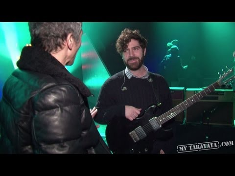 Taratata Backstage - Foals (Rehearsal &quot;My number&quot;) Live Performance on Taratata (2013)