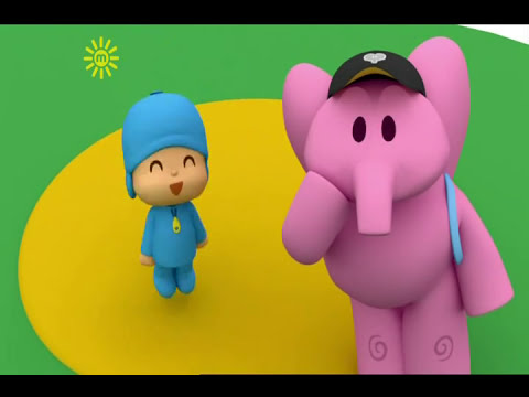 Pocoyo - Pocoyo Gets It Right (UK)