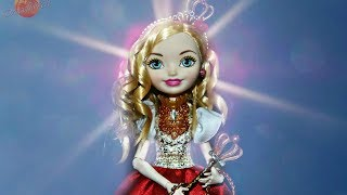 Powerful Princess Club Apple White Обзор Ever After High