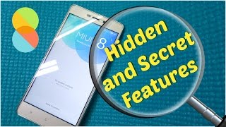 Redmi 3S Prime and MIUI 8 Hidden and Secret Features in Hindi | After 60 days of use| ItsMyLife RV