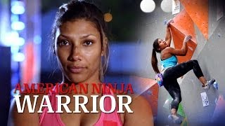 Meagan Martin at the 2014 Denver Qualifiers | American Ninja Warrior