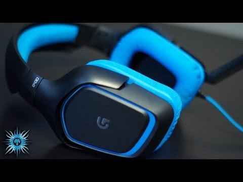 Logitech G430 7.1 Gaming Headset Review