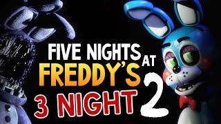 Прохождение игры five nights at freddys 2 с брейном